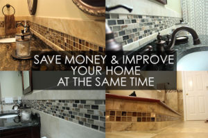 Improve you home, save money and increase value