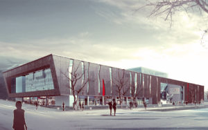 Museum architectural designs