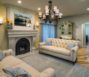Residential Home Design firm - Coastal and Southern RI - Custom Interior home remodeling