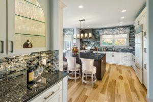 Kitchen Remodeling - Custom luxury home design showroom Rhode Island