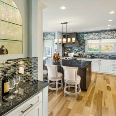 Kitchen Remodeling - Custom luxury home design showroom Rhode Island