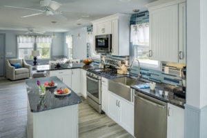 Custom kitchen remodeling designs for Rhode Island luxury coastal homes