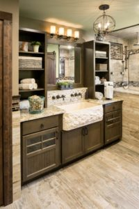 Bathroom Remodel Show room - for Rhode Island luxury coastal homes