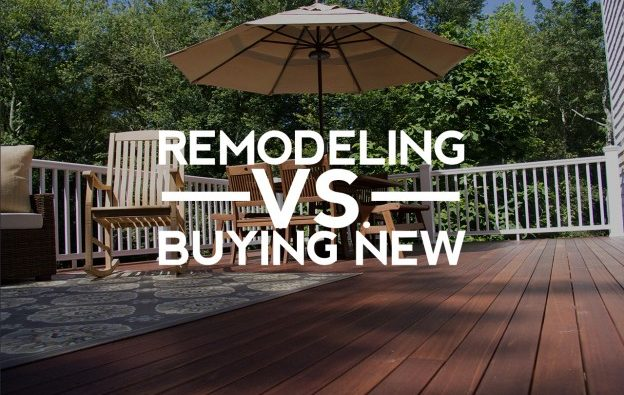 Remodeling vs Buying a new home in RI