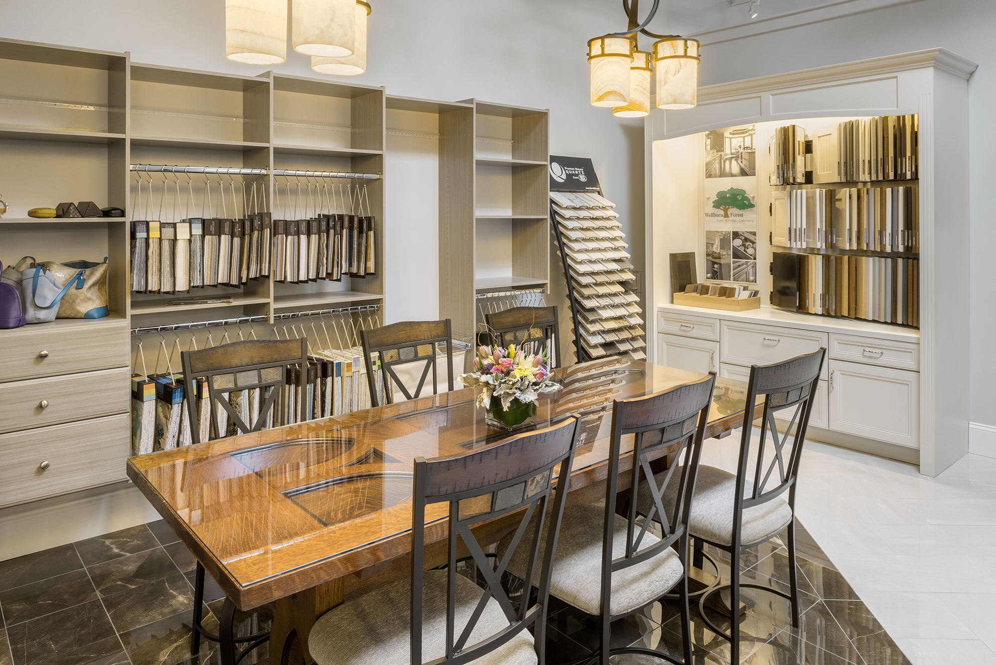 Chris and Ann-Marie Goddard of Exodus Design Group have 50 years' combined experience in the design- build - remodel industry